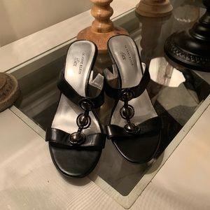 Anne Klein iflex 91/2 black heels